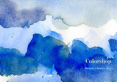 Memoria y Balance para Colorshop, Diseño Institucional, ESAV, Bahía Blanca, 2015.