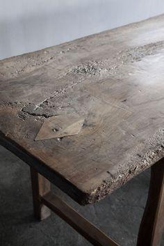 Axel Vervoordt - Italian table