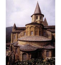Романский стиль в архитектуре фото 3