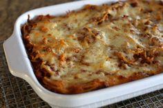 Make This Spaghetti Casserole and Prepare to Take a Bow
