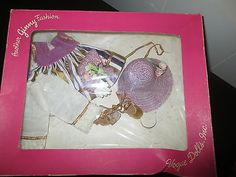 VINTAGE 1955 VOGUE GINNY BRIDAL TROUSSEAU # 63 WITH BOX