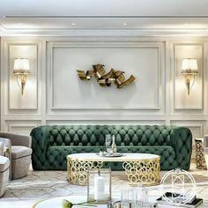 Luxury Furniture, Room Design, Interior Design, House Interior, Luxury Living Room, Interior Design Living Room, Interior, Modern Style Living Room Decor, Luxurious Bedrooms