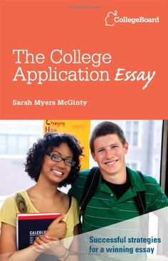 On writing the college application essay epub