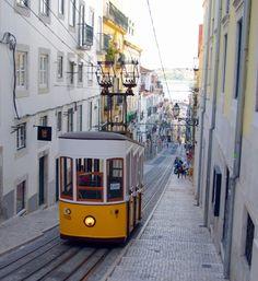 Lisbon Funicular :)