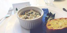 Rillettes de maquerau Blog Food, Brunch, Mashed Potatoes, Oatmeal, Fresh, Breakfast, Ethnic Recipes, Food, Whipped Potatoes