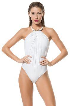 8eef47f10581 Lenny  whitedelights  everythingbutwater  white  swimwear White Swimsuit