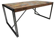 LOFT DINING TABLE 200