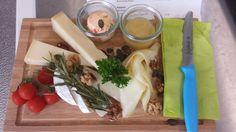 Eine weitere Variation unserer schmackhaften Brettljause Container, Food, Essen, Meals, Yemek, Eten