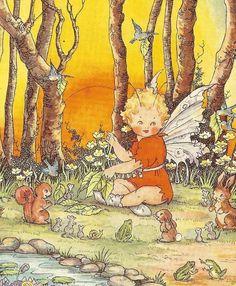 Moon Momma — treehuggerrr: Mmm little fairy babies