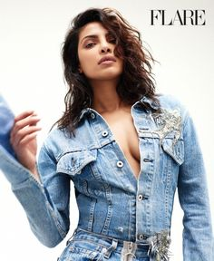 Priyanka Chopra hot photoshoot for Flare Magazine. #Bollywood #Fashion #Style #Beauty #Hot #Sexy