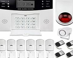 discoball ® Burglar Alarm system Security Wireless GSM Autodial Call Home House Intruder Alarm with Control Ho No description (Barcode EAN = 0713382703734). http://www.comparestoreprices.co.uk/december-2016-week-1-b/discoball-®-burglar-alarm-system-security-wireless-gsm-autodial-call-home-house-intruder-alarm-with-control-ho.asp