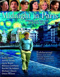 I am not a big fan of Woody Allen, but the Paris scenery and music in this film are awesome