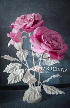 Товары Студия декора PaperLand ❤ Гигантские цветы – 21 товар