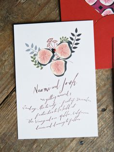 With figs: http://www.stylemepretty.com/2015/01/27/how-to-address-a-wedding-invitation/