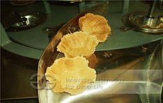 Automatic Crisp Bowl Shape Ice Cream Cup Cone Machine