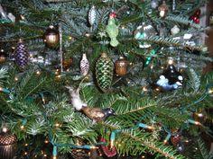 Woodland Tree ornaments