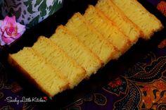 "Sashy Little Kitchen: KBB #34: Made in Indonesia ""Bika Ambon"""