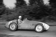 Chico Landi, Monza 1951, Ferrari 375