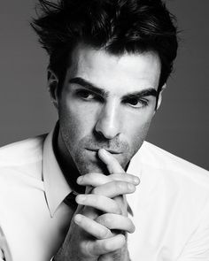 The intense, unique Zachary Quinto. Photo by Paola Kudacki/Trunk Archive.