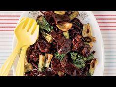 Dark hokkien noodles - Chinese Cuisine
