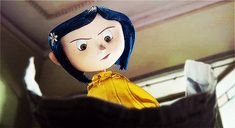 That special scene Coraline Jones, Coraline Movie, Coraline Art, Neil Gaiman, Coraline Aesthetic, Laika Studios, Kubo And The Two Strings, Tim Burton Style, Horror