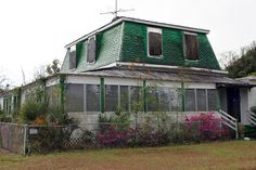 Abandoned house in Seminole County, Florida.