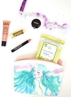 August Ipsy glam bag product review!