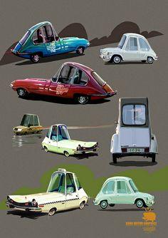 #Cars #xoanbaltar #digitalpaint
