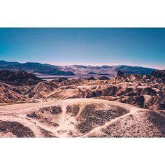 Death Valley National Park; California.