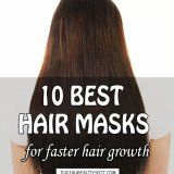 10 Ways to make Your Hair Grow Faster