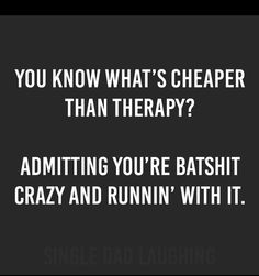 Much cheaper...