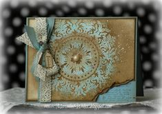Artisan Medallion by girl3boys0 - Cards and Paper Crafts at Splitcoaststampers