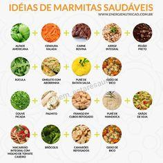 Sugestões saudáveis e deliciosas para a marmita nossa de cada dia.  Compartilhe com os amigos, marque os.  #bomdia#yummy#instagood#saude#saudavel#fitness#love#bemestaresaude#happy#corposaudavel#bemestar#life#vidasaudavel#estilodevida#equilibrio#instasize#repost#beauty#dicadodia#alimentacaosaudavel#instagram#vidasaudavel#healthy#gym#food#bem_estaresaude#lifestyle#instafood#motivacao#followme#cute