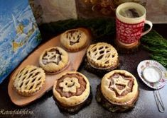 PRAJITURA CU FOI SI CREMA DE CACAO - Rețete Fel de Fel Cake Decorating, Cheesecake, Muffin, Chicken, Breakfast, Food, Pie, Morning Coffee, Cheesecakes