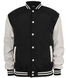 Style college clothing products Ideas for 2019 High Fashion Men, Young Fashion, Mens Fashion, Letterman Jacket Outfit, Moda Men, College Outfits, College Clothing, Casual Outfits, Fashion Outfits