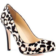 Pinkette Pump. I think my closet needs a pair of leopard print pumps