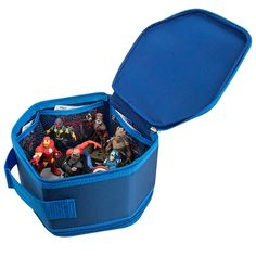 "Disney Infinity: Marvel Tech Zone Storage Case - Performance Designed Products - Toys ""R"" Us"