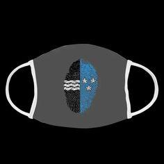 Aargau Identität Fingerabdruck Schutzmaske für stolze Aargauer und all jene, die den Schweizer Kanton Aargau lieben.#Schutzmaske #Schweiz Kanton, Tableware, Finger Print, Protective Mask, Swiss Guard, Dinnerware, Tablewares, Dishes, Place Settings