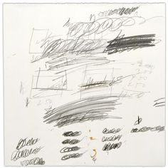 Drawings and Notes: Cy Twombly