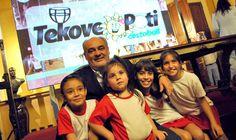 TEKOVE POTI CON UN NUEVO DEPORTE: El Gobierno Provincial lanzó el Tekové Potí de cestoball #ArribaCorrientes