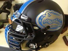 florida gators black ops football helmets