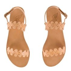 That's Not My Age: Ancient Greek Sandals