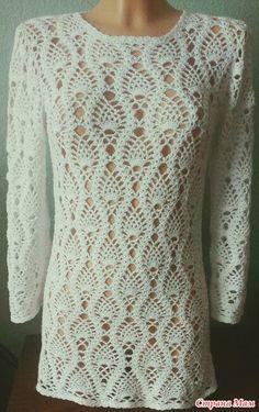 Crochet: FAVORITE PINEAPPLE