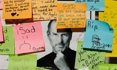 Steve Jobs's last words, revealed by his sister Mona Simpson, were 'Oh wow'. Photograph: Jeff Chiu/AP