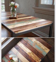 B.A. table