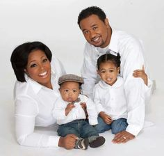 Kelly Shanygne Williams and her family