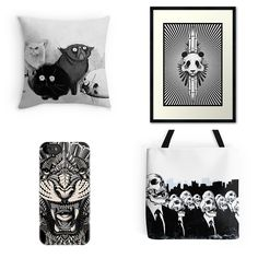I liked the 'Black and White' room on Redbubble's Dream Room Sweepstakes! You can win free stuff too by sharing your favorite art pieces. Visit http://www.redbubble.com/p/147-win-your-dream-room for more amazing designs! #redbubble #dreamroom