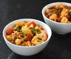This cauliflower curry is such a delicious, healthy vegan dinner recipe. It's also dirt cheap to make, at just $.77 per serving.