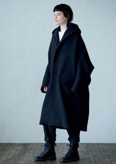 y's yohji yamamoto #mode #style #fashion #womenswear