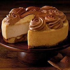 Cheesecake Factory Restaurant Copycat Recipes: Tiramisu Cheesecake